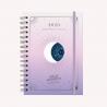 Agenda Lunar 2020 A5 Atardecer 2 días por hoja