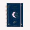 Agenda Lunar 2020 A5 Medianoche 2 días por hoja
