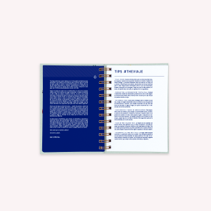 Agenda 2020 Pocket De Viaje Wanderlust Semana a la Vista