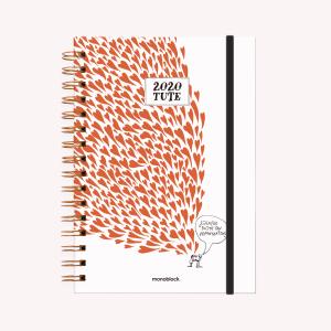 Agenda 2020 Tute Amor - A5 semana a la vista