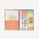 Miró A5 Journal 2020 open week