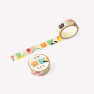Happimess Quilombo Feliz Washi Tape