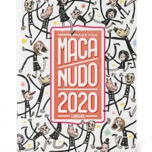 Agenda 2020 Macanudo Personajes Semana a la vista