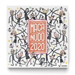 2020 Wall Calendar Macanudo