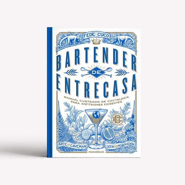 Bartender de Entrecasa PREORDER