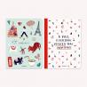 University Notebooks x2 Wanderlust