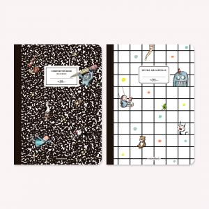 University Notebook x2 Composition Macanudo
