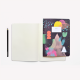 Happimess Arte University Notebook x2