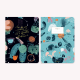Happimess Magia University Notebook x2