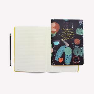 Happimess Magia University Notebook x2
