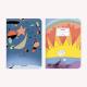 Pocket Notebook Set x 2 Tute Miró