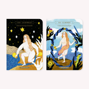 Bruja Moderna Tarot Pocket Notebook x2