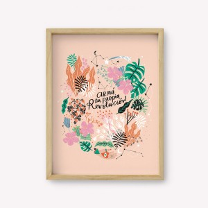 Revolucion Happimess Waal Art 30 x 40 cm