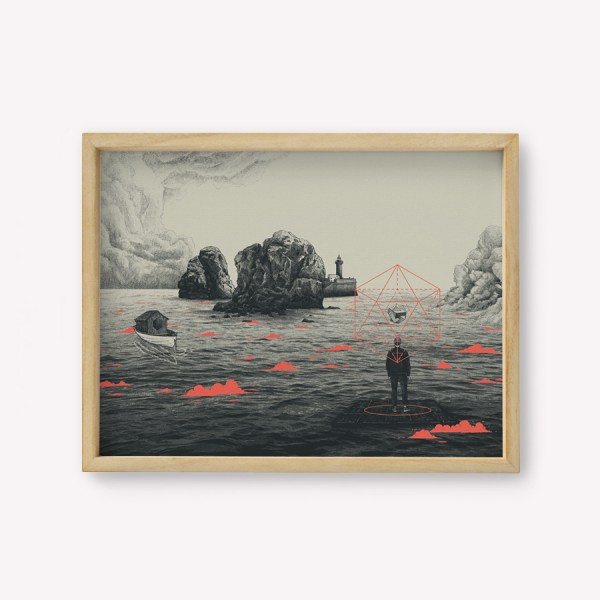 Horizonte Makers Wall Art 30x40cm