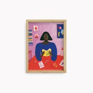 Malevich María Luque's Wall Arts 22x30