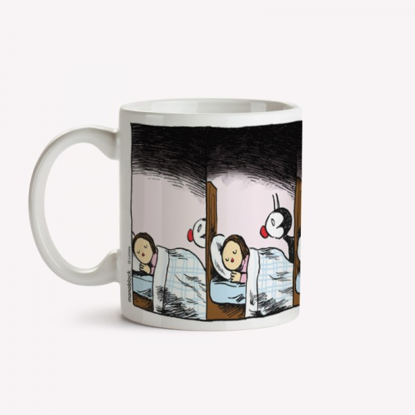 Enriqueta Sleeping Mug