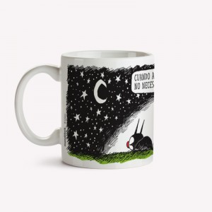 Night with star Mug