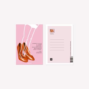 Happimess Dorothy Postcard