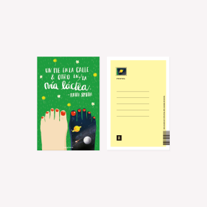 Postal Happimess  10 x 15 cm