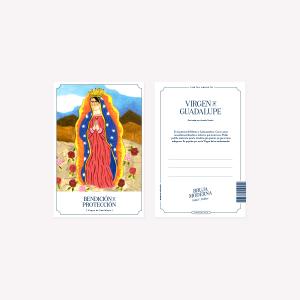 Bruja Moderna Durga Postcard