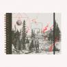 Sketchbook Landscape A4 Makers Valiente