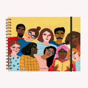 Cuaderno Apaisado A4 Feriado