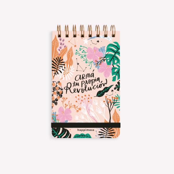 Reporter Notebook Happimess Revolución