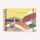 Wanderlust Norte Argentino Landscape Notebook