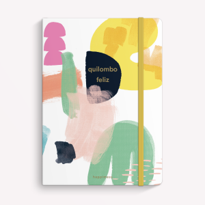 Cuaderno Cosido Mediano Quilombo Feliz Liso