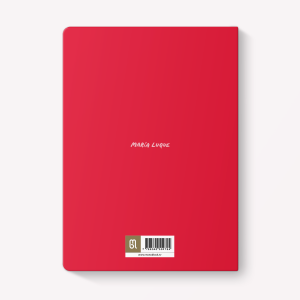 Katz Sewn Ruled Medium Notebook