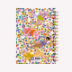 Cuaderno Anillado A5 Liso Pepita Sandwich Obra de Arte