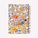 Cuaderno Anillado A5 Obra de Arte, Pepita Sandwich Liso