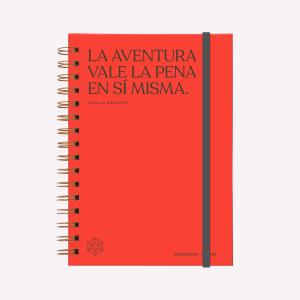Makers Horizonte Plain Spiral Notebook