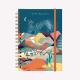 Spiral Notebook A5 Bullet Journal De viaje Norte Argentino