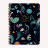 A4 Notebook Happimess universo