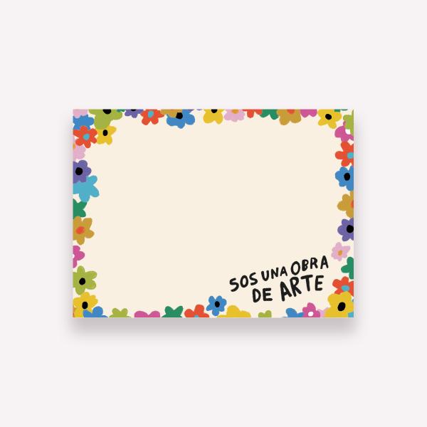 Pepita Sandwich Obra de Arte Sticky Notes