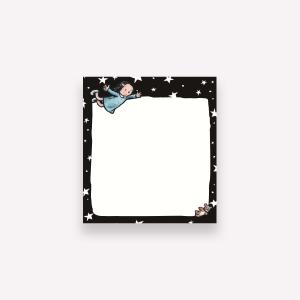 Sticky Notes Macanudo - Estrellas 6,7x7,4 cm