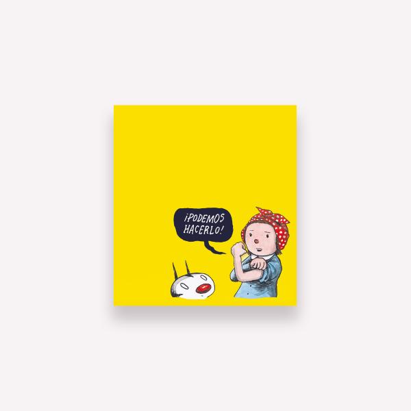 Sticky Notes Macanudo - Podemos Hacerlo 6,7 x 7,4cm