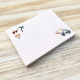 Sticky Notes De viaje - Wanderlust 10x7,4 cm