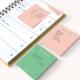 Happimess Colorblock Me hace feliz Sticky Notes