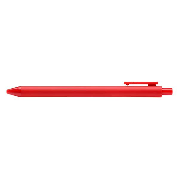 Pen Pure Red- Black ink