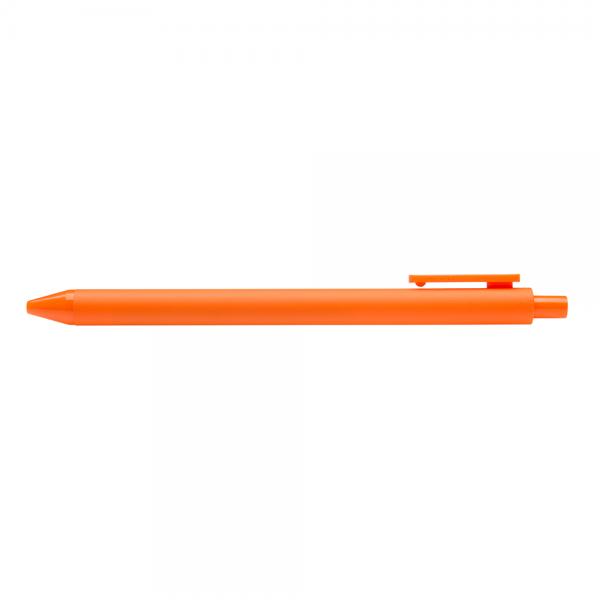 Lapicera Pure Naranja - Tinta negra