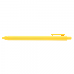 Pen Pure Yellow - Black ink