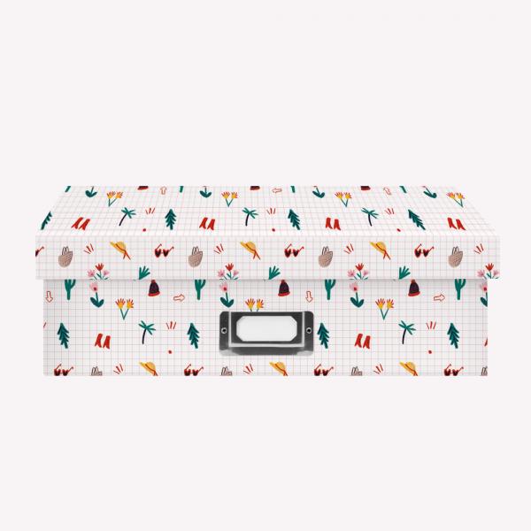 Wanderlust Box A4