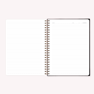 A4 Notebook by María Luque Foujita
