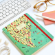 Stitched Notebook A5 Ruled De viaje Latin América