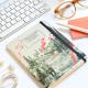 Cuaderno Cosido Mediano Valiente Makers Punteado