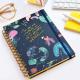 Spiral Notebook A5 Bullet Journal Happimess Universo