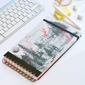 Makers Valiente Landscape notebook