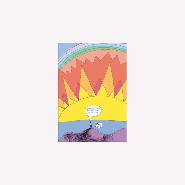 Postcard 10x15 cm Tute Atardecer